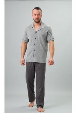 Dwuczęściowa piżama męska...