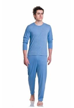 Piżama męska bawełniana...