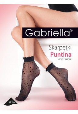 Skarpetki Gabriella Puntina...