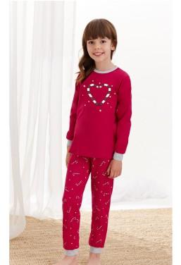 Piżama Taro Ada 433 dł/r...