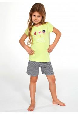 Piżama dziewczęca Cornette...