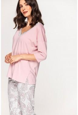 Piżama damska bawełniana...