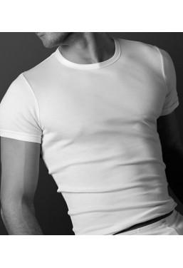 Koszulka męska bawełniana z...